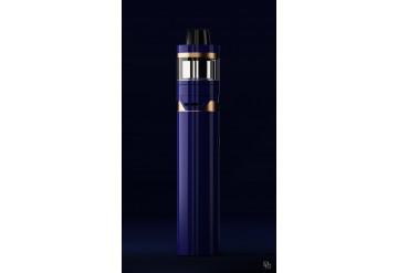 vaper concept blue
