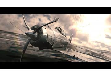 """Mitsubishi A6M """"Zero"""" Concept"""